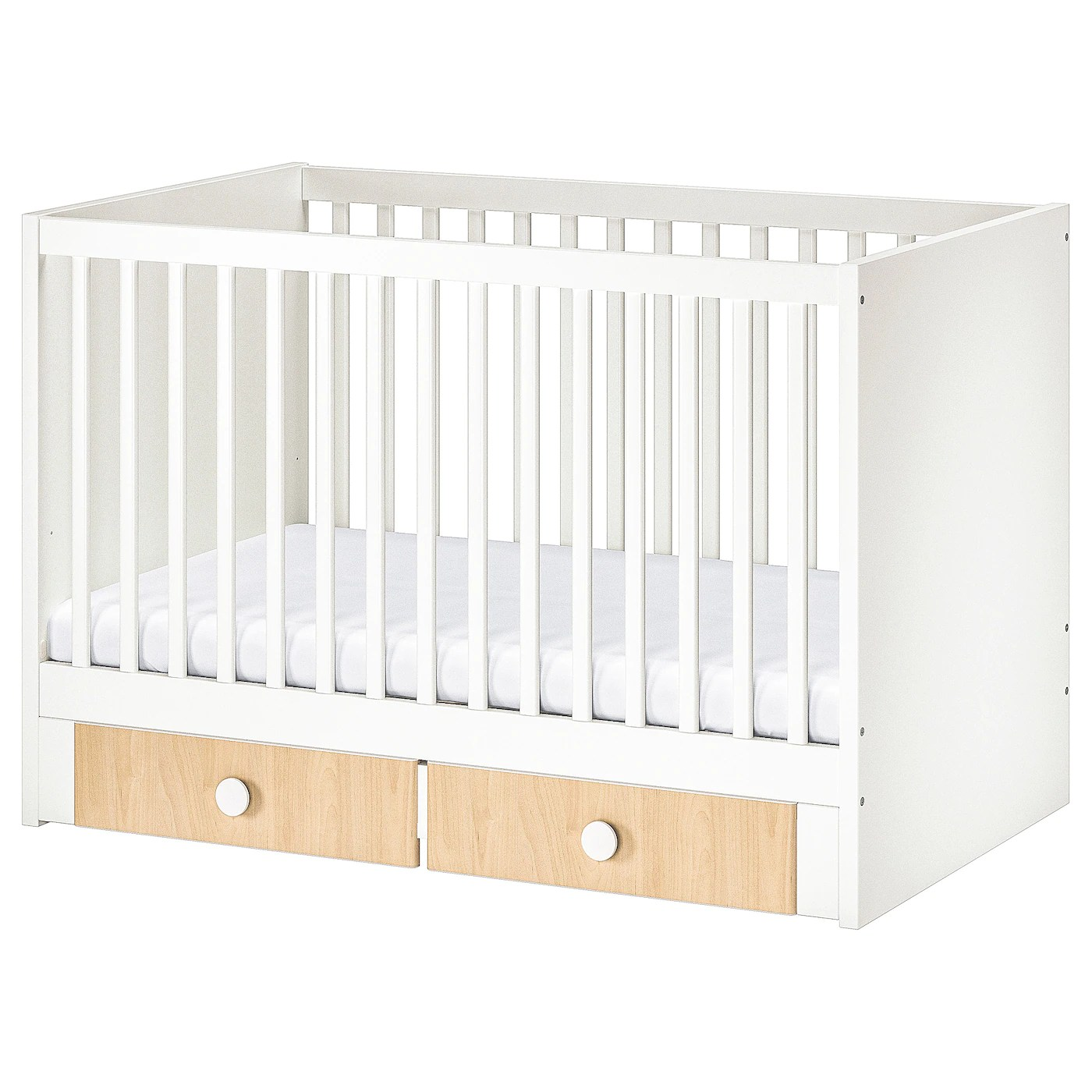 Cot Mattress 170 X 40 Cots Baby Cot Beds Ikea