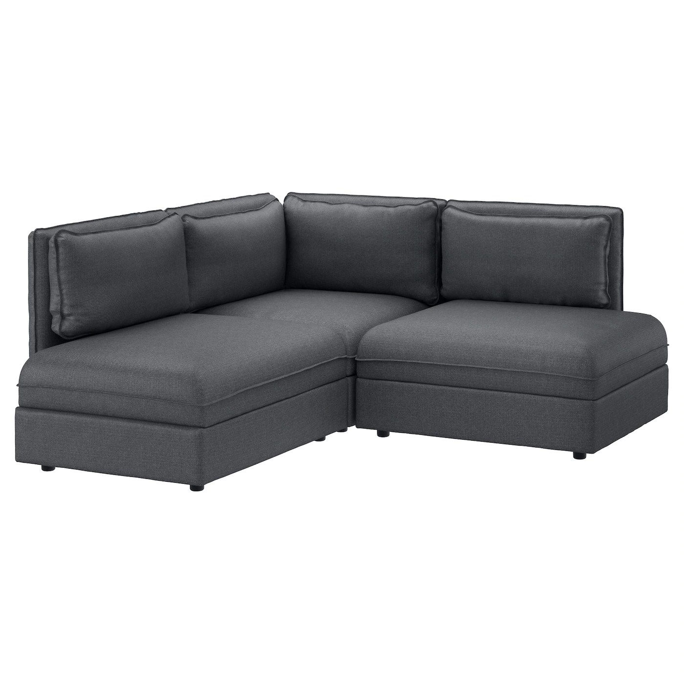 Big Sofa Petrol Fabric Sofas Ikea