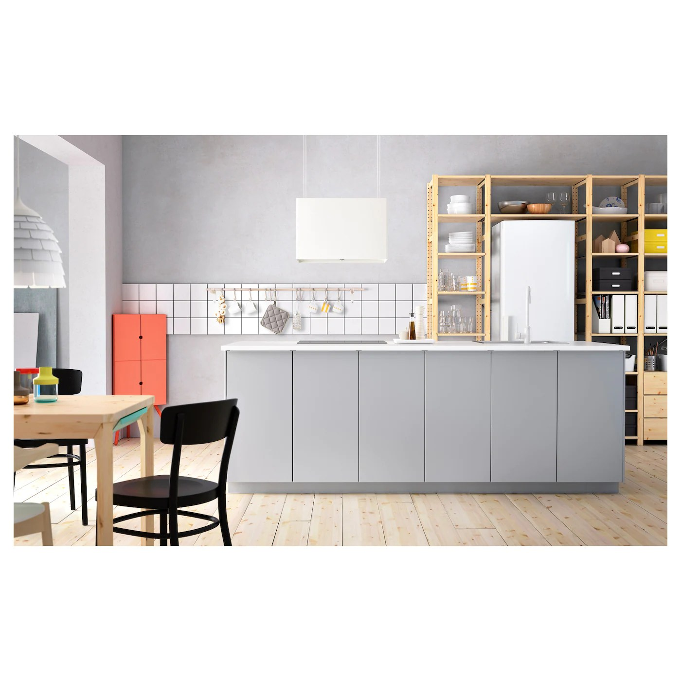 Veddinge Ikea Küche - Veddinge Door Grey 40x80 Cm Ikea