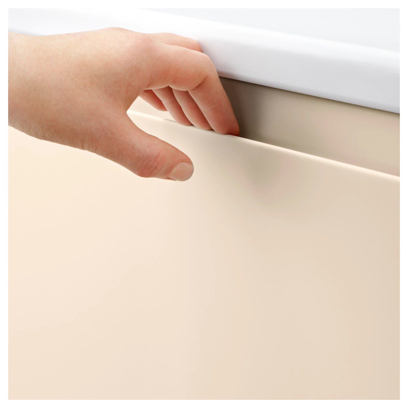 Cuisine Voxtorp Beige Voxtorp Front For Dishwasher Light Beige 45 X 80 Cm Ikea