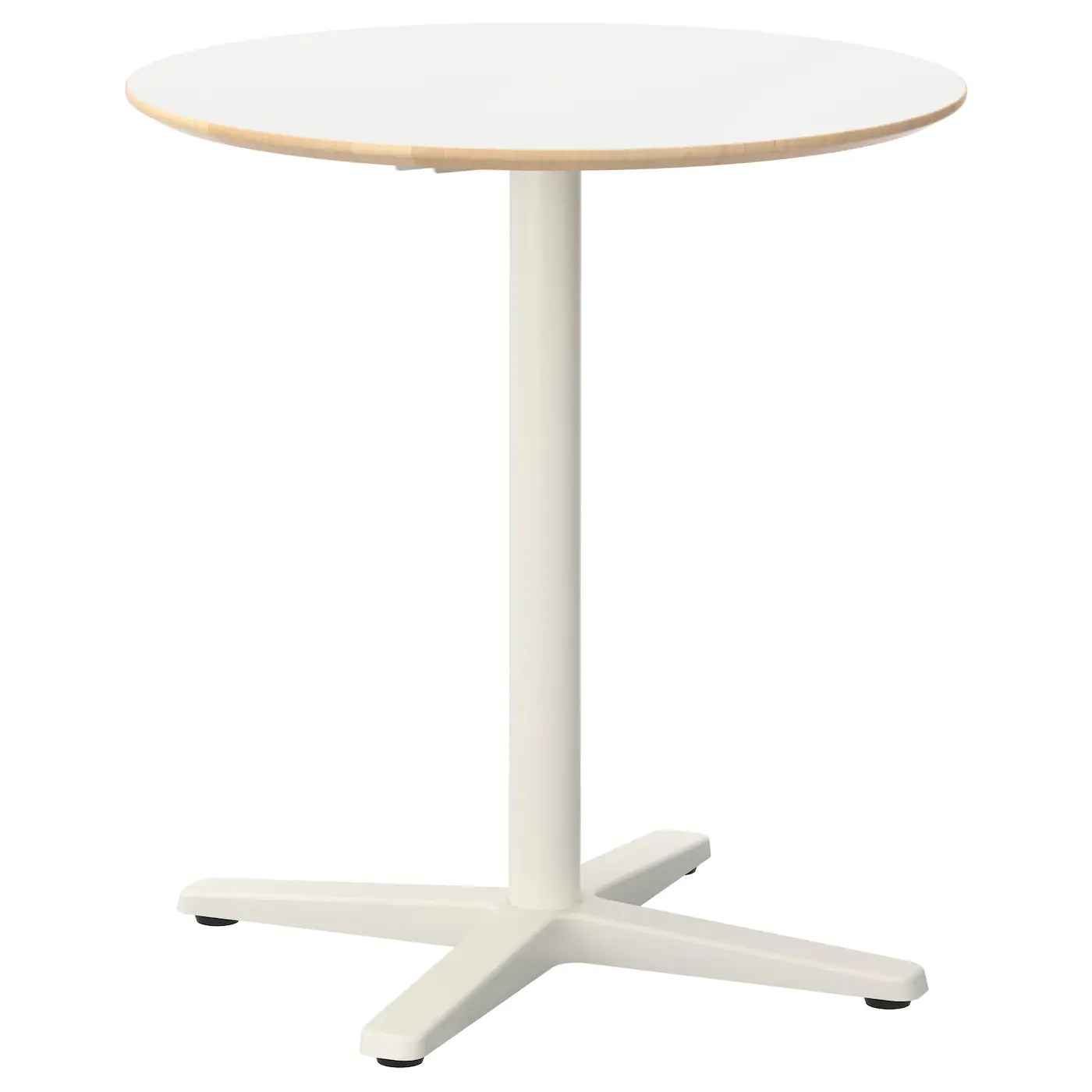 Cafe Tables Billsta Table White White 70 Cm Ikea