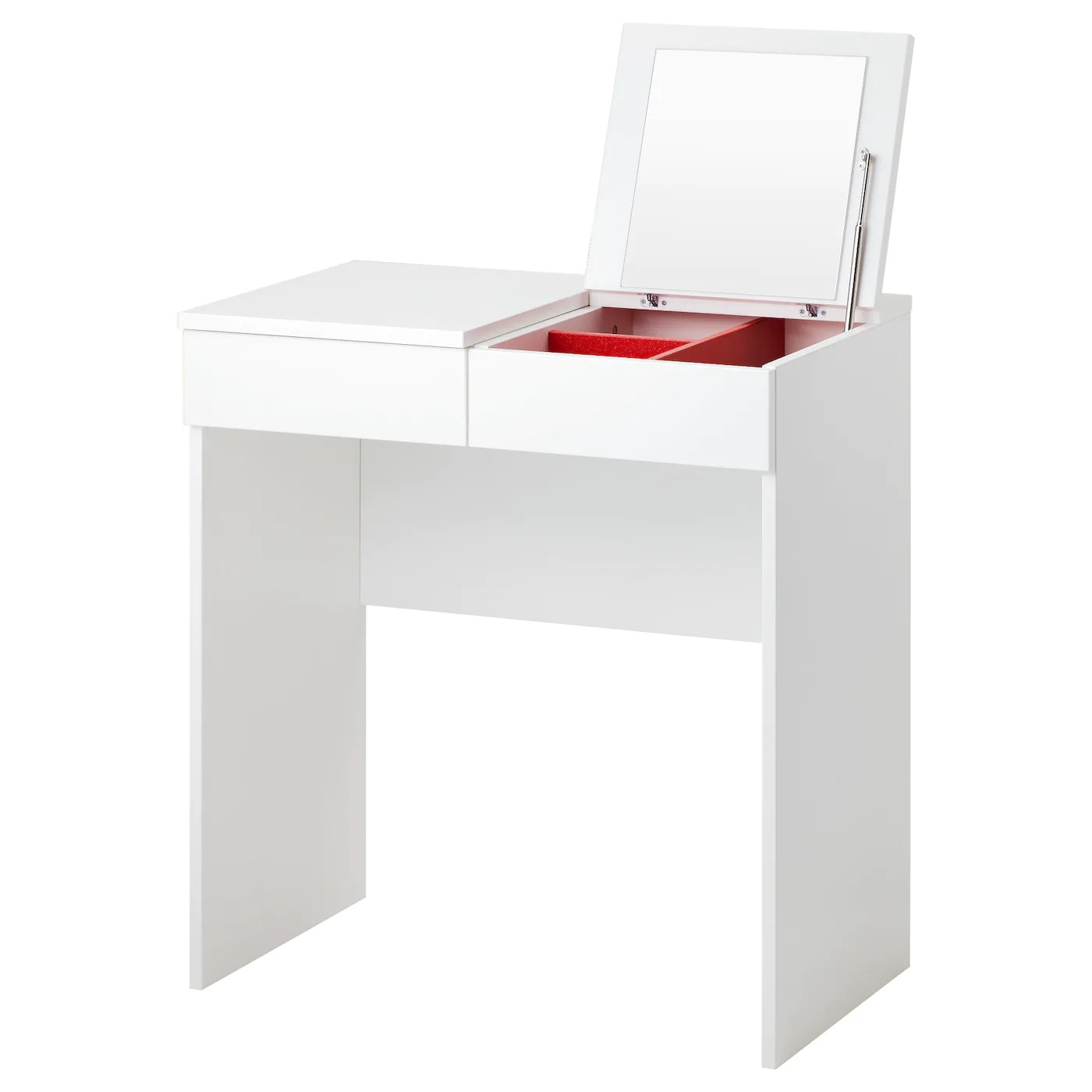 Ikéa Dressing Brimnes Dressing Table White 70 X 42 Cm Ikea