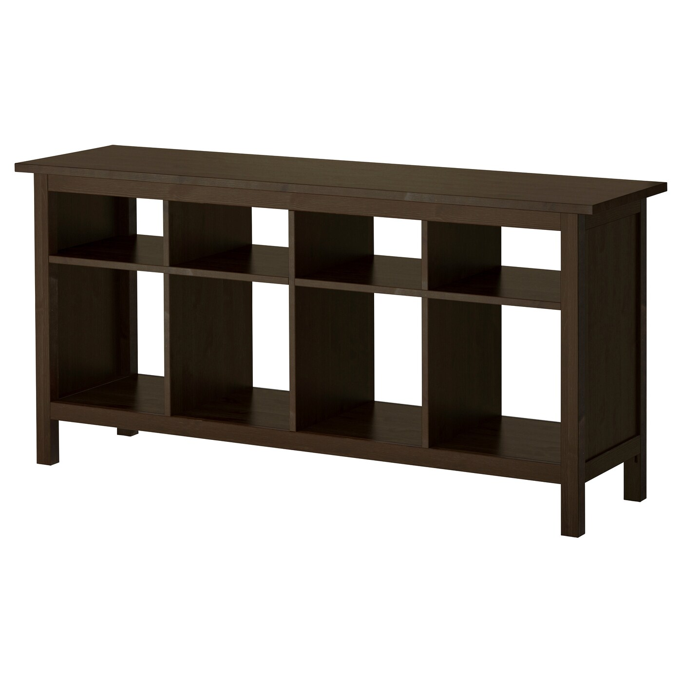 Table Console Ikea Hemnes Console Table Black Brown
