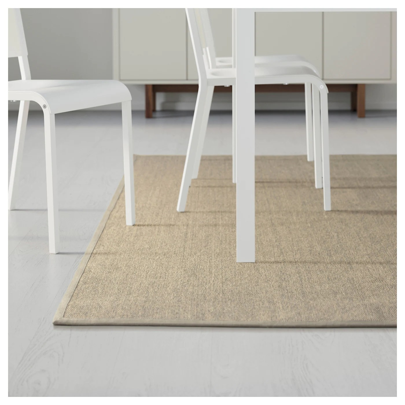 Tappeto Ikea Sisal Osted Rug Flatwoven Natural 160x230 Cm Ikea