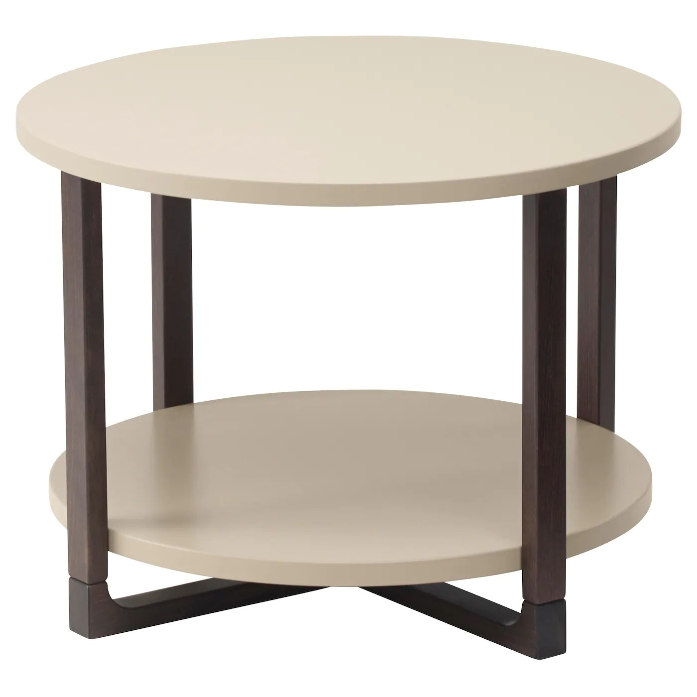 Coffee Table Images Rissna Side Table Beige 60 Cm Ikea