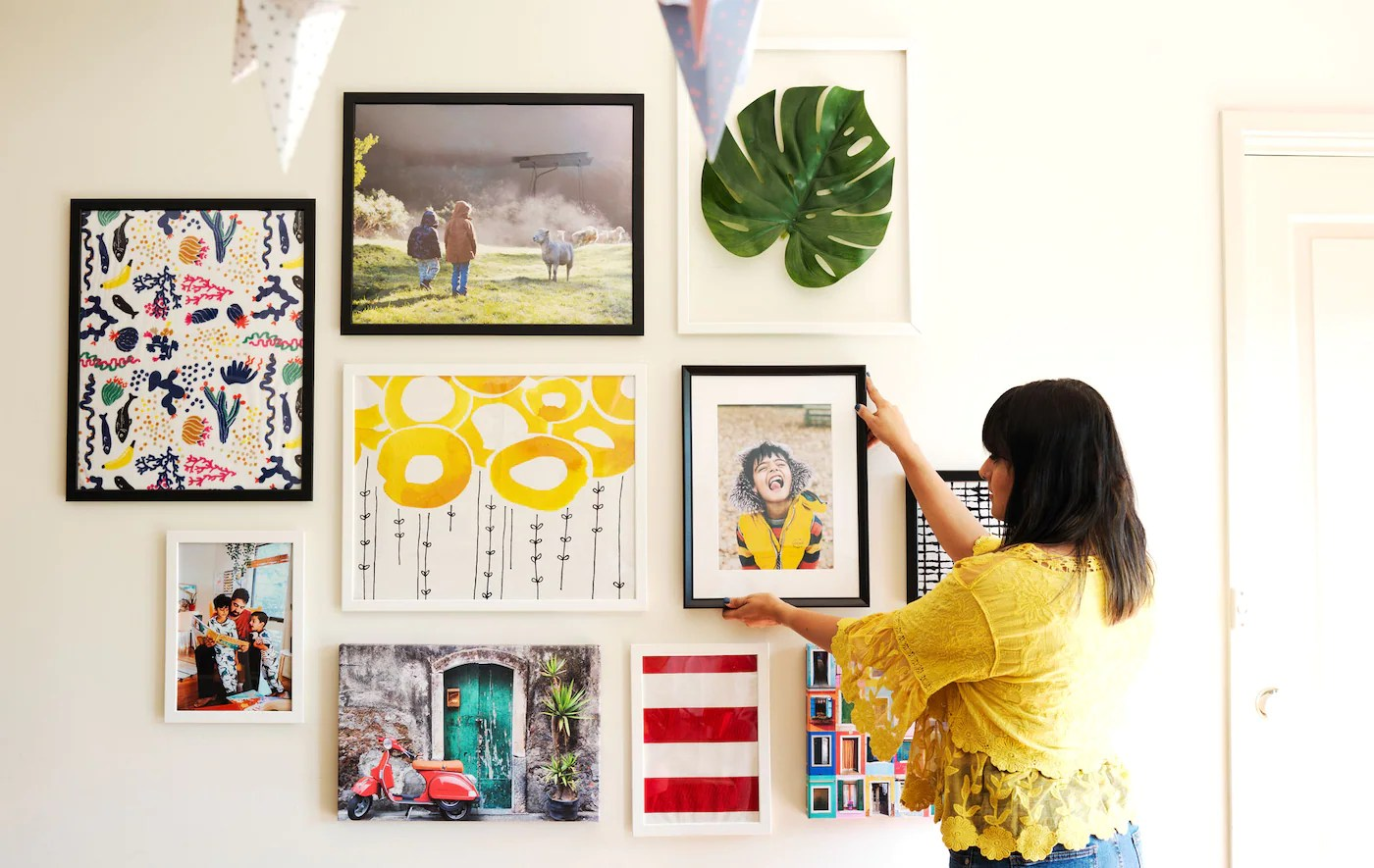 Ikea Wall Frames Uk Top Tips For Creating An Easy Gallery Wall Ikea