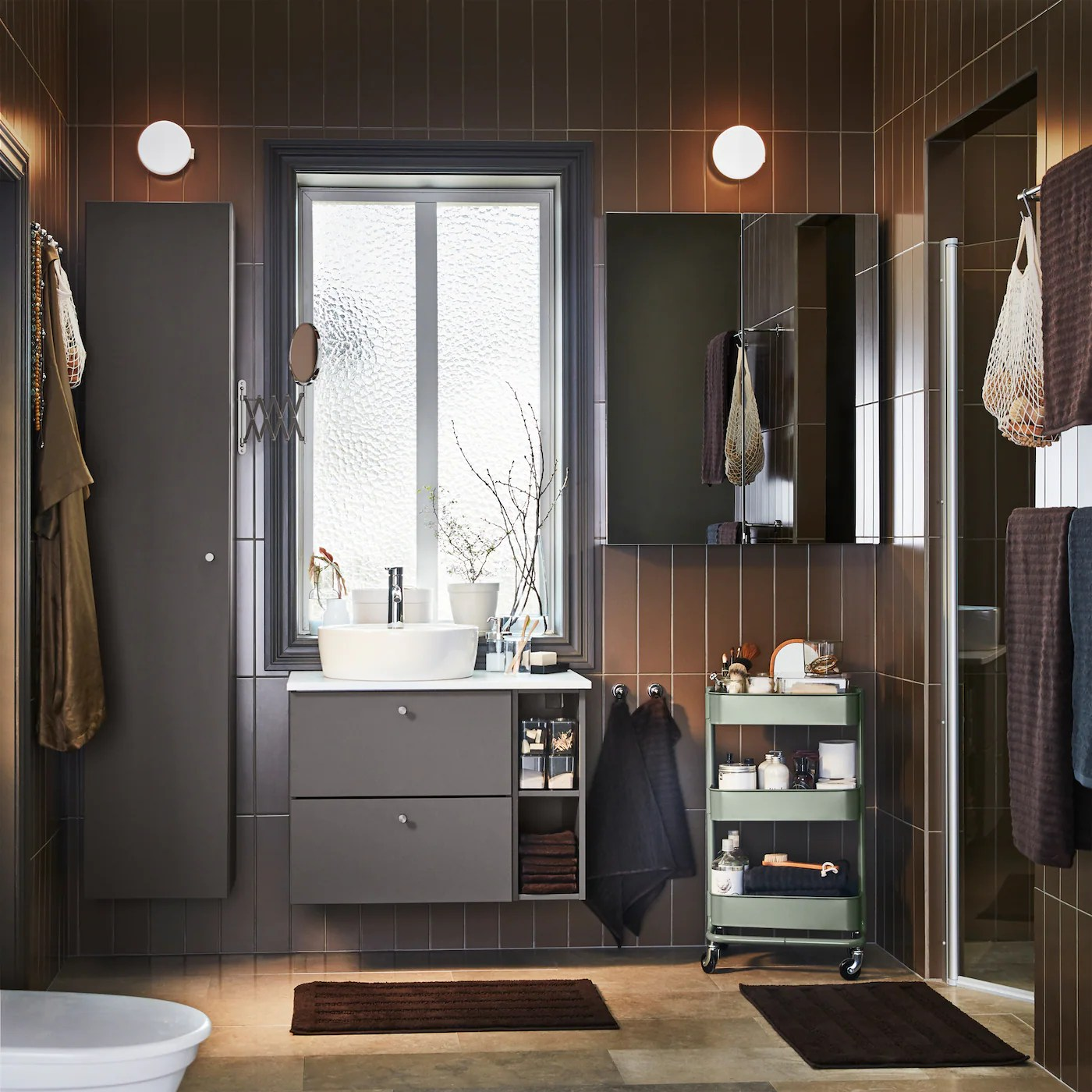 Bathroom Inspiration Ikea