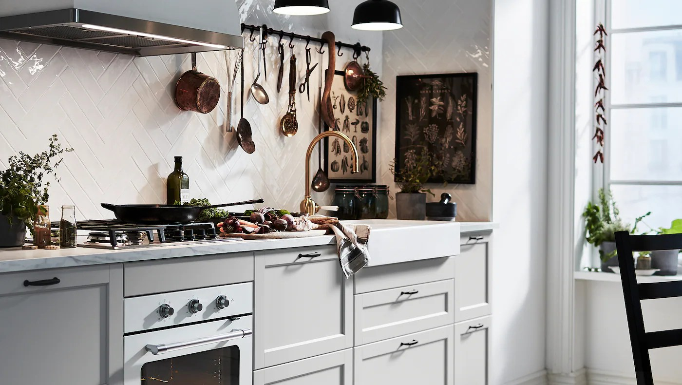Ikea Küche Fronten Design A Gallery Of Kitchen Front Styles - Ikea