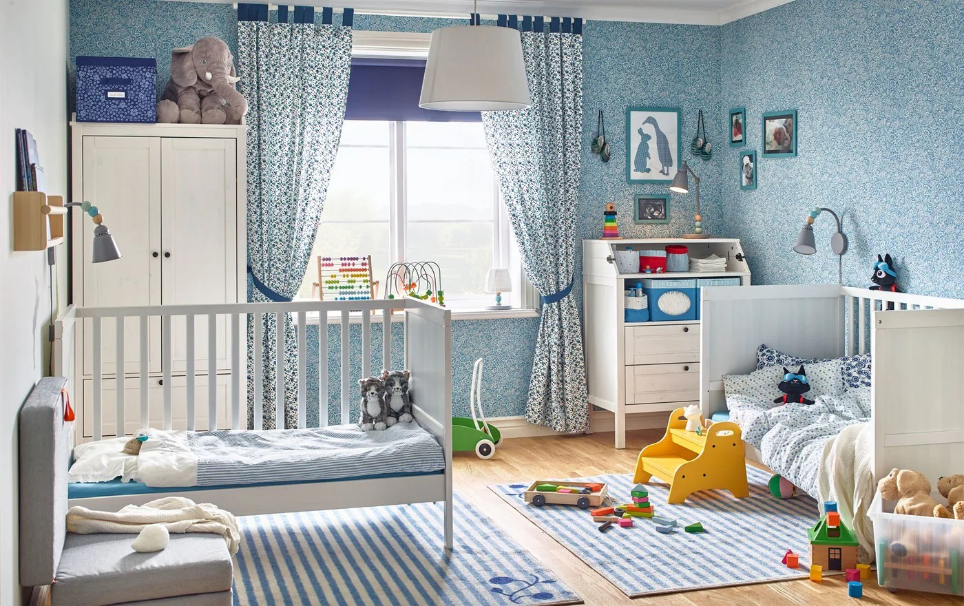 Kinderzimmer Von Ikea Baby Furniture - Ikea