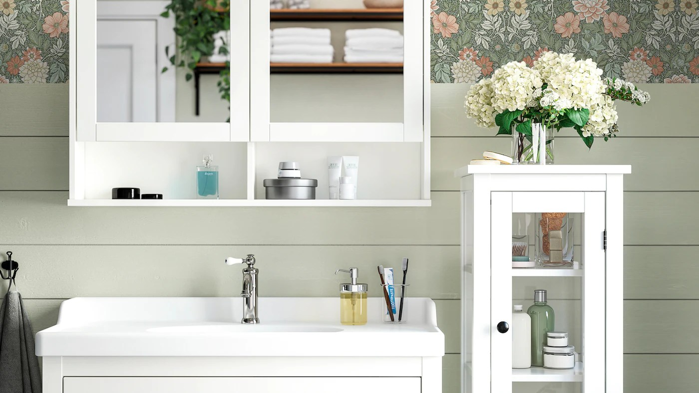 Bathroom Ideas For Every Space And Style Ikea