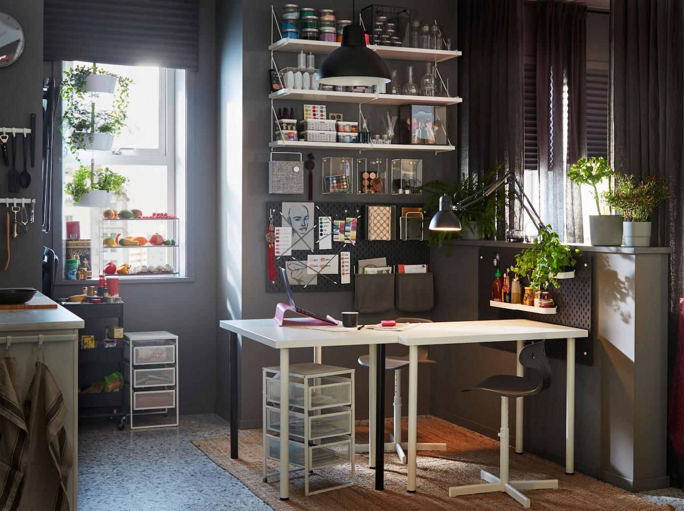 Büro Im Schlafzimmer