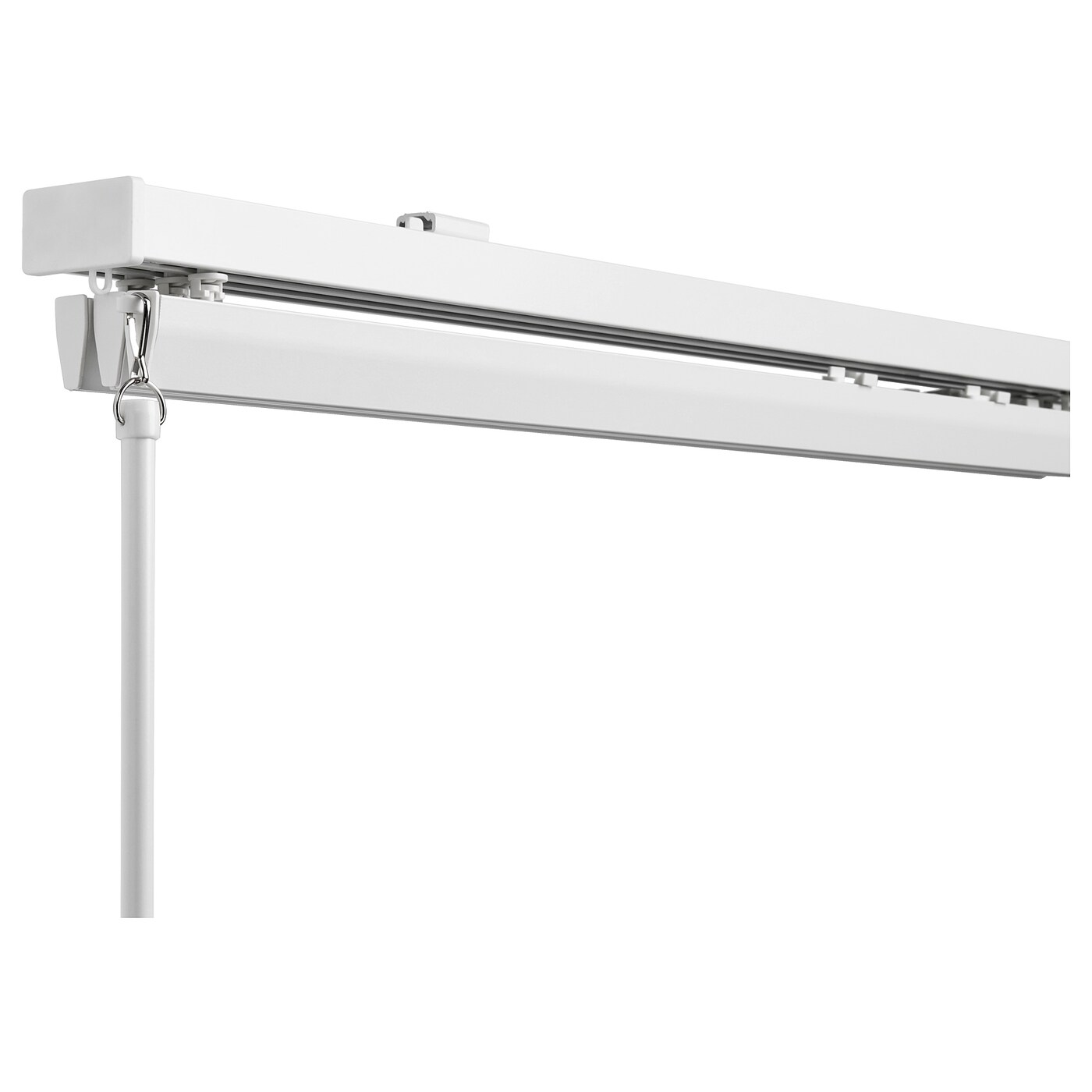 Vidga Set Per Tende A Pannello Da Soffitto Ikea - Ikea Gardinenstange Vidga Video
