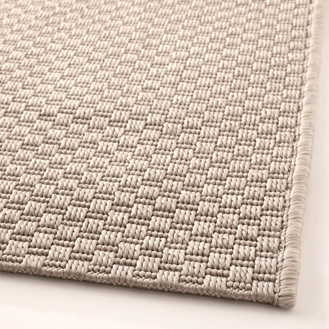Morum Rug Flatwoven In Outdoor Beige 160x230 Cm Ikea - Outdoor Teppich Baby