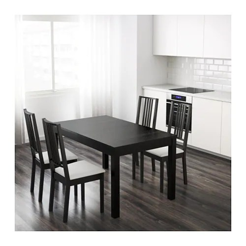 Bjursta Extendable Table Ikea - Table Pliable Ikea