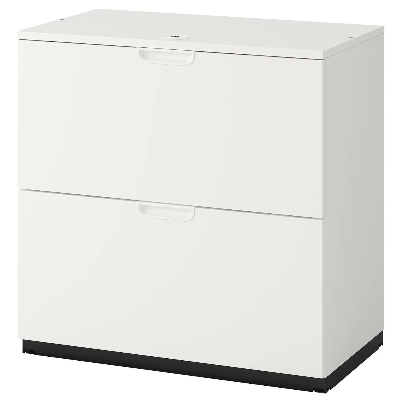 Ikea Galant Bureau Galant Drawer Unit Drop File Storage White