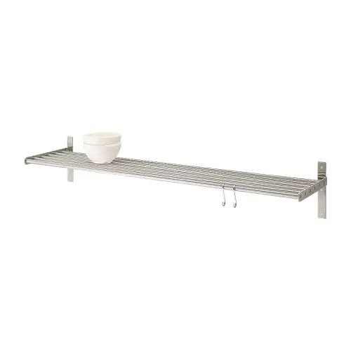 Grundtal Wall Shelf 47 1 4 Quot Ikea