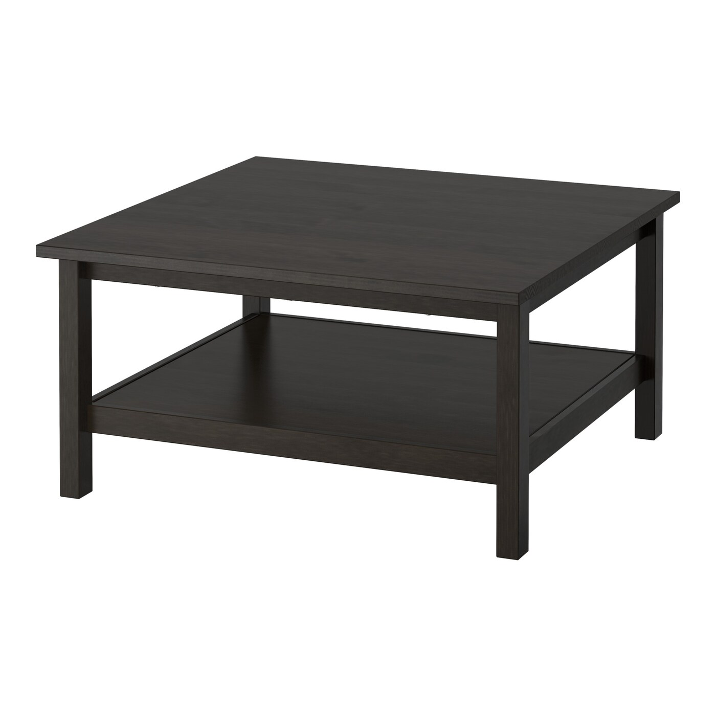 Nornas Ikea Hemnes Coffee Table Black Brown