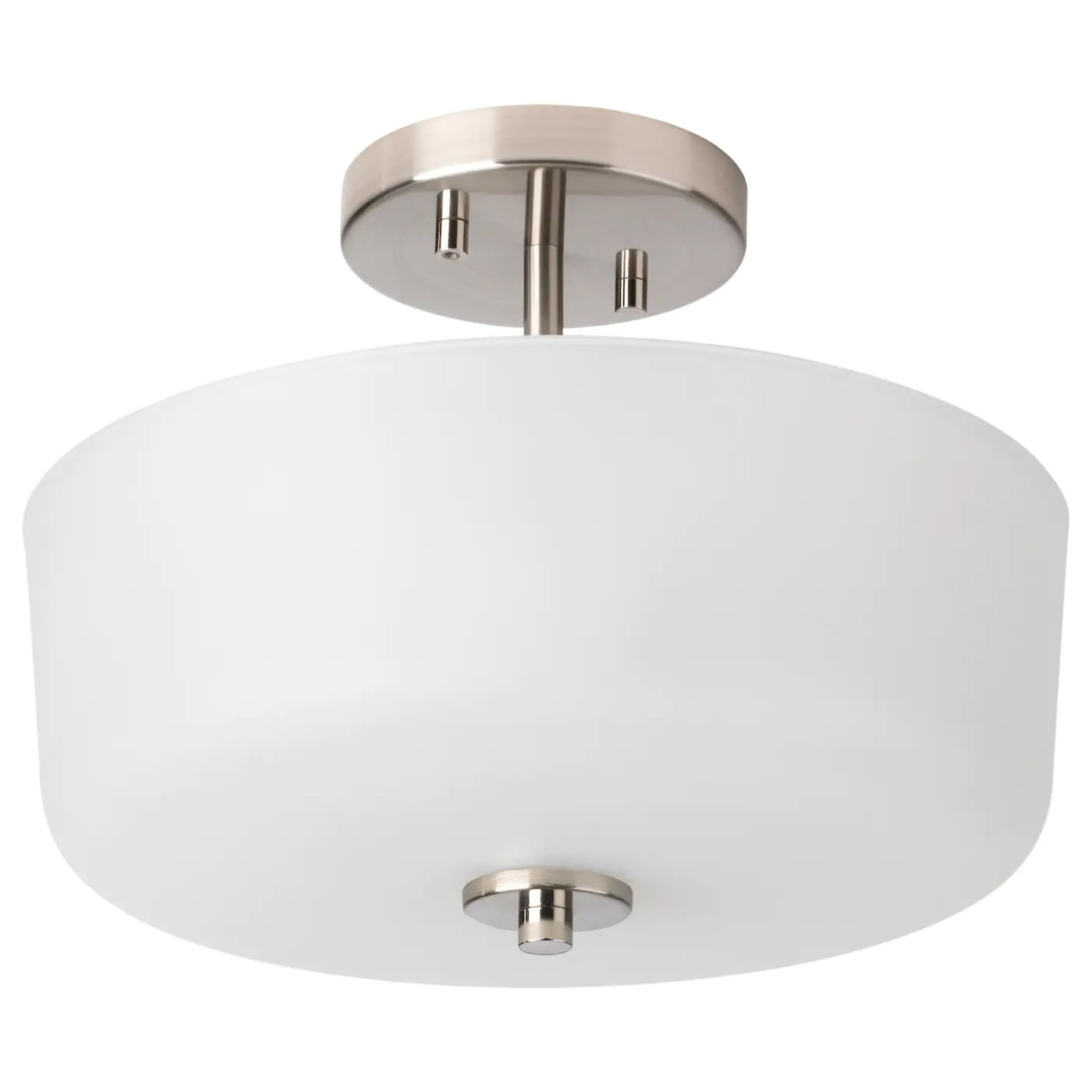 Glass Lamp Ceiling Karryd Ceiling Lamp Glass White