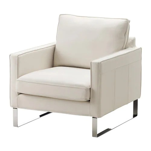 Mellby Chair Grann White Ikea