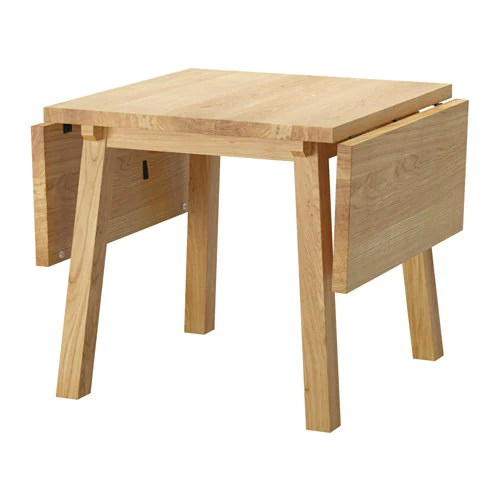 Ikea Leaf Table MÖckelby Drop-leaf Table - Ikea