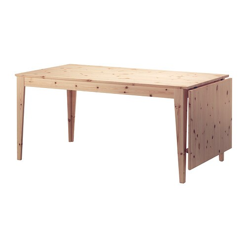 Ikea Leaf Table NornÄs Drop-leaf Table - Ikea