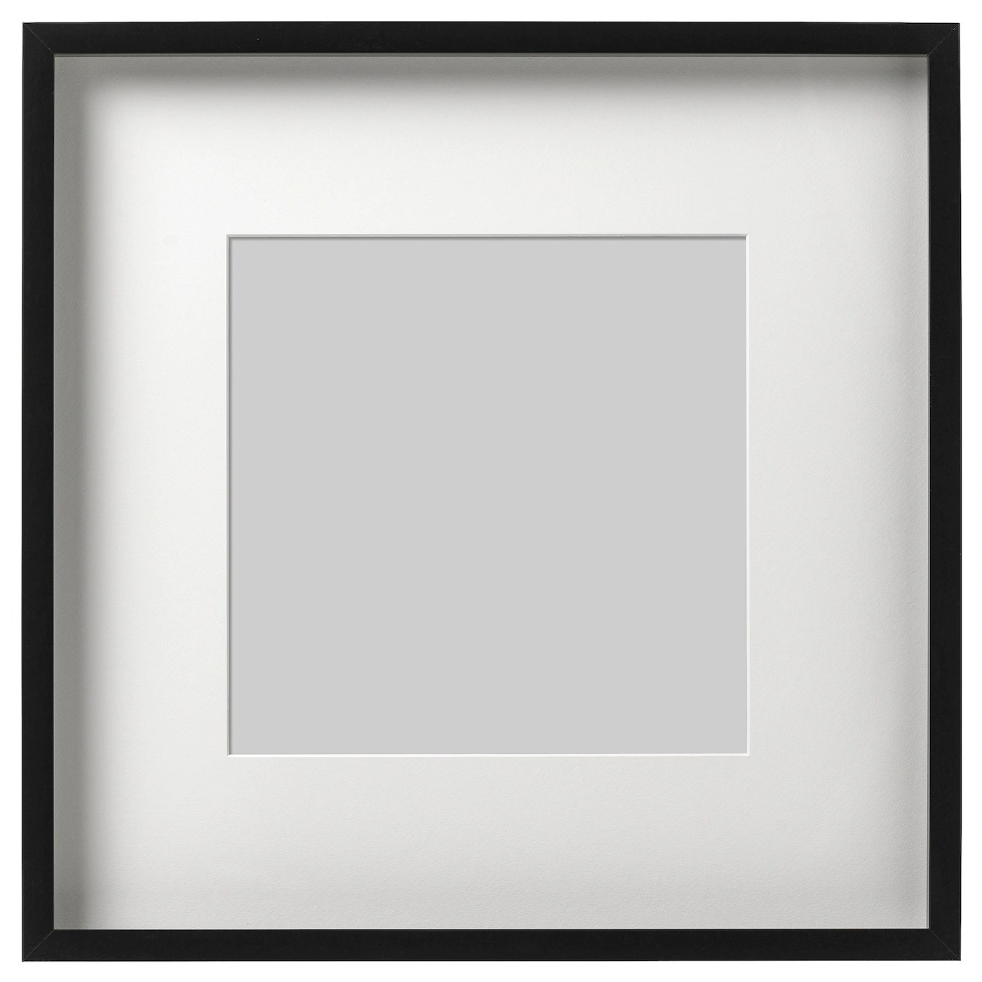 Large Frame Picture Ribba Frame Black