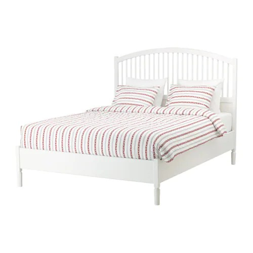 Ikea Bed Slats Beds Bed Frames Ikea Tyssedal Bed Frame - Queen, Luröy Slatted Bed Base - Ikea