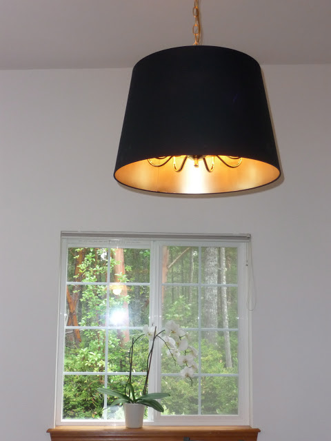 How To Fit Kitchen Wall Cabinets Jara Lamp Shade Over Hanging Ceiling Light - Ikea Hackers