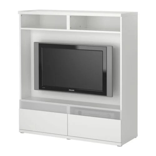 Ikea Besta Tv Unit Hackers Help: Making A Tall Besta Unit Without Wall