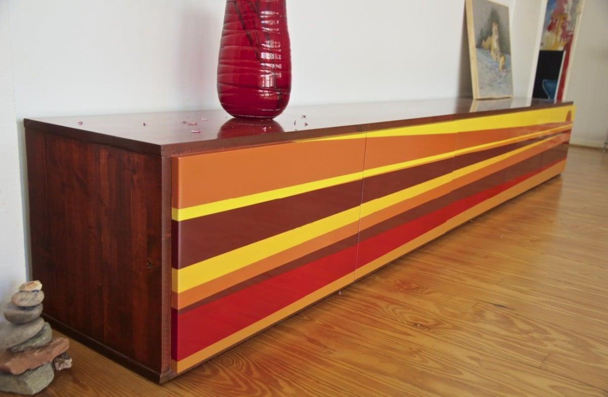 Credenza Ikea Wenge : Ikea bonde sideboard wei lack perfect best fabulous
