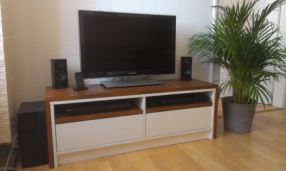 Ikea Bed Furniture Stylish Benno Tv Cabinet - Ikea Hackers