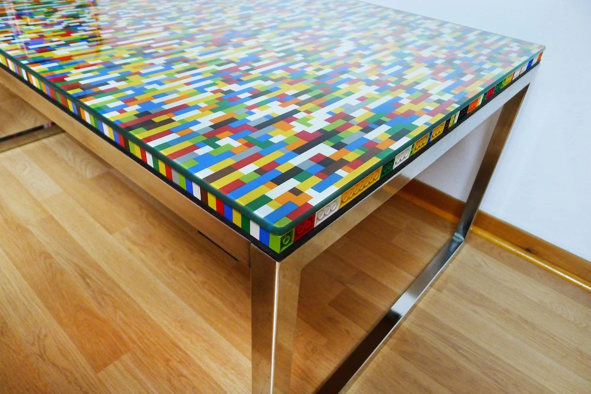 Lego Tisch Ikea Never Too Many Colors Aka Another Lego Table Ikea