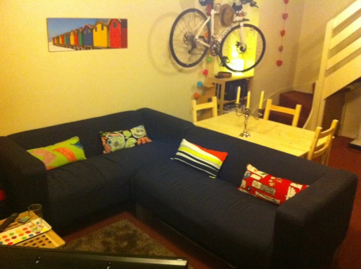 Ikea Sofa Klippan Klippan Corner Sofa Conversion And Longer Oak Fence Post Legs