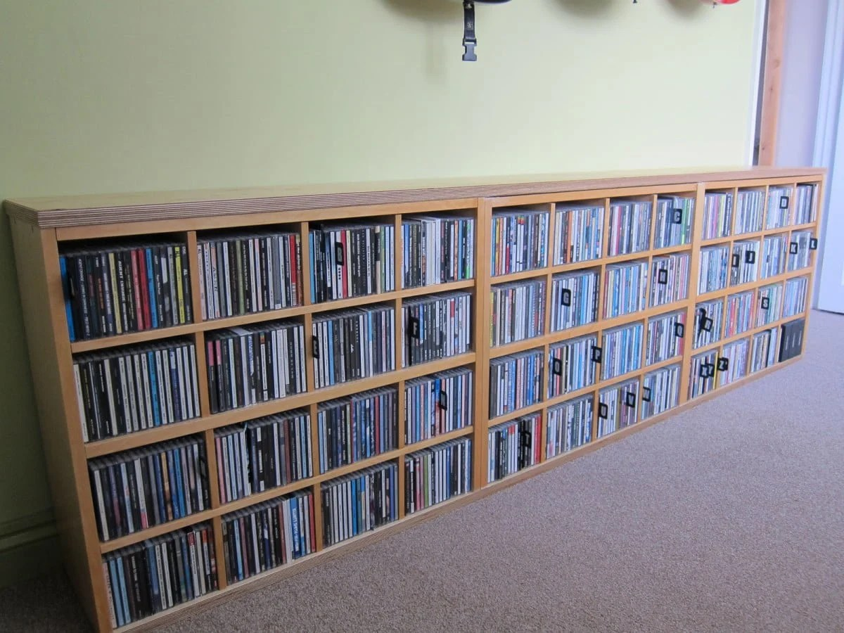 Ikea Regal Cd Dvd Dvd Cd Storage Archives Ikea Hackers