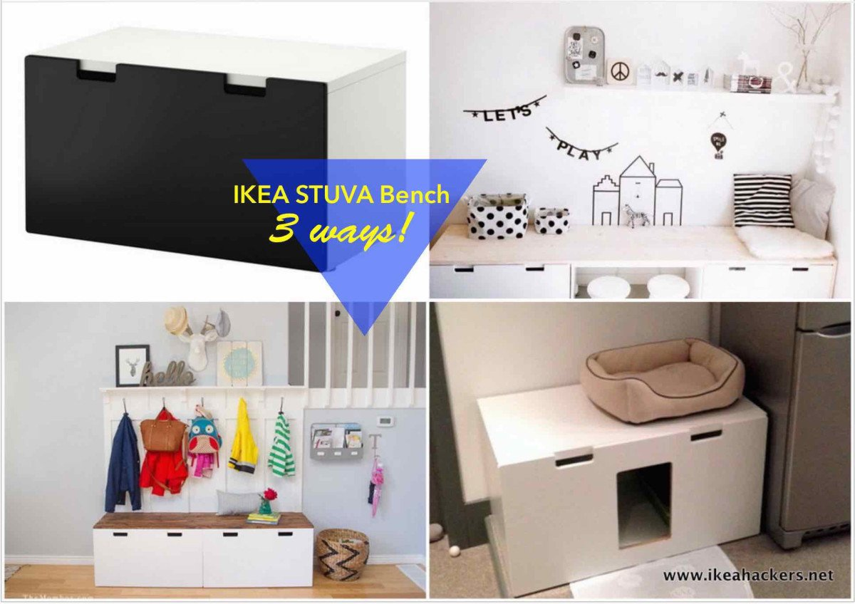 Ikéa Stuva Ikea Stuva Bench 1 Item 3 Ways Ikea Hackers