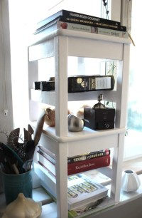KRITTER kid chairs turns into a shelf - IKEA Hackers ...