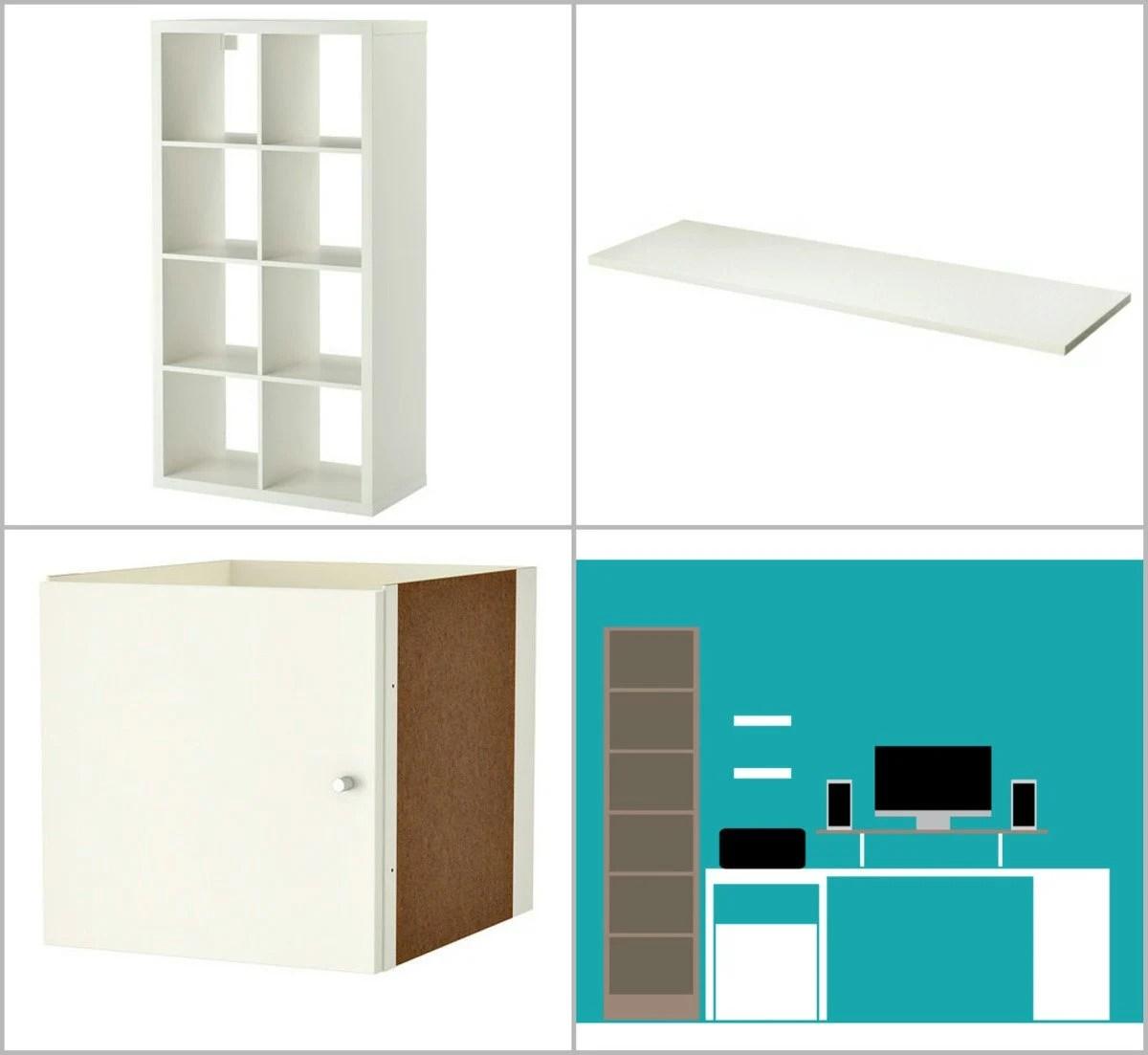 ikea kallax upgrade meuble 6 cases ikea do deco pod de. Black Bedroom Furniture Sets. Home Design Ideas