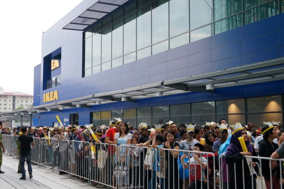 Ikea Sofa Wilj Ikea Cheras Is Open Ikea Hackers