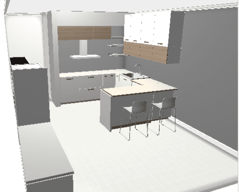 Ikea Kitchen Design Forum How I Planned My Space For Ikea Kitchen Cabinets Ikea Hackers