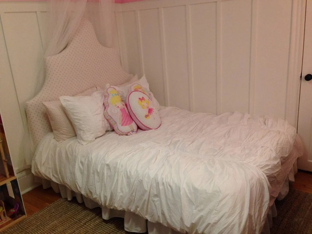 Big Girl Beds From Plain Ikea Fjellse Bed To Dreamy Princess Bed Ikea