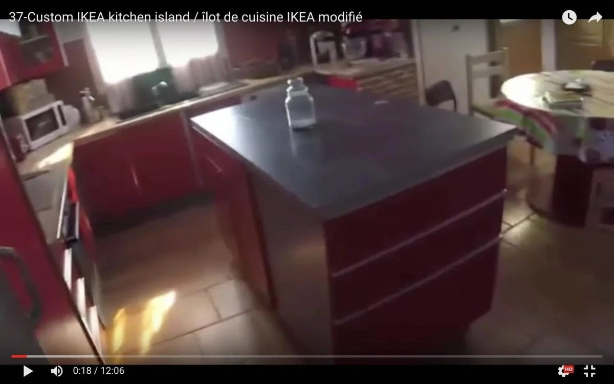 Ikea Kitchen Island Canada Islands Carts Archives Ikea Hackers