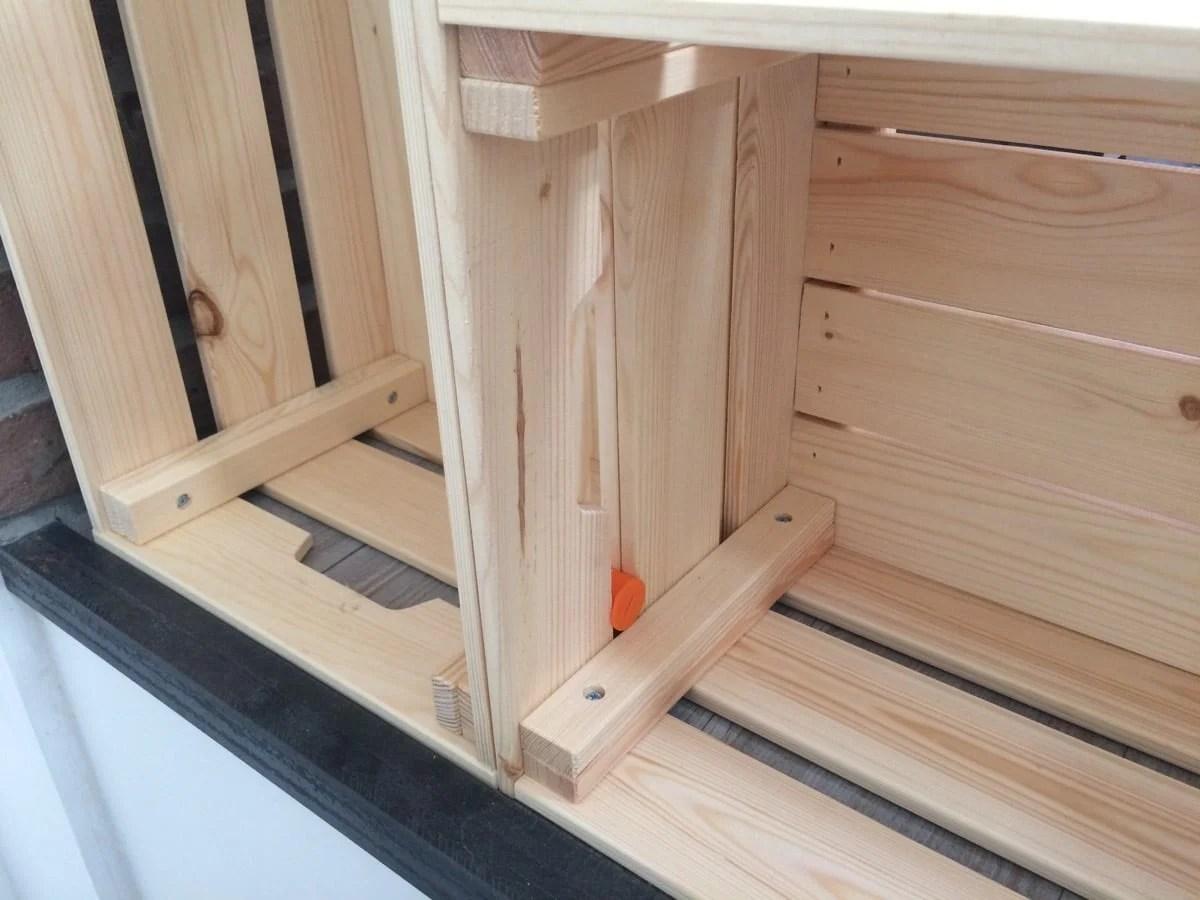 Ikea Knagglig Wooden Box Easy Link Clip Ikea Hackers