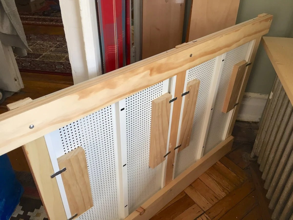 The Algot Radiator Cover Ikea Hackers