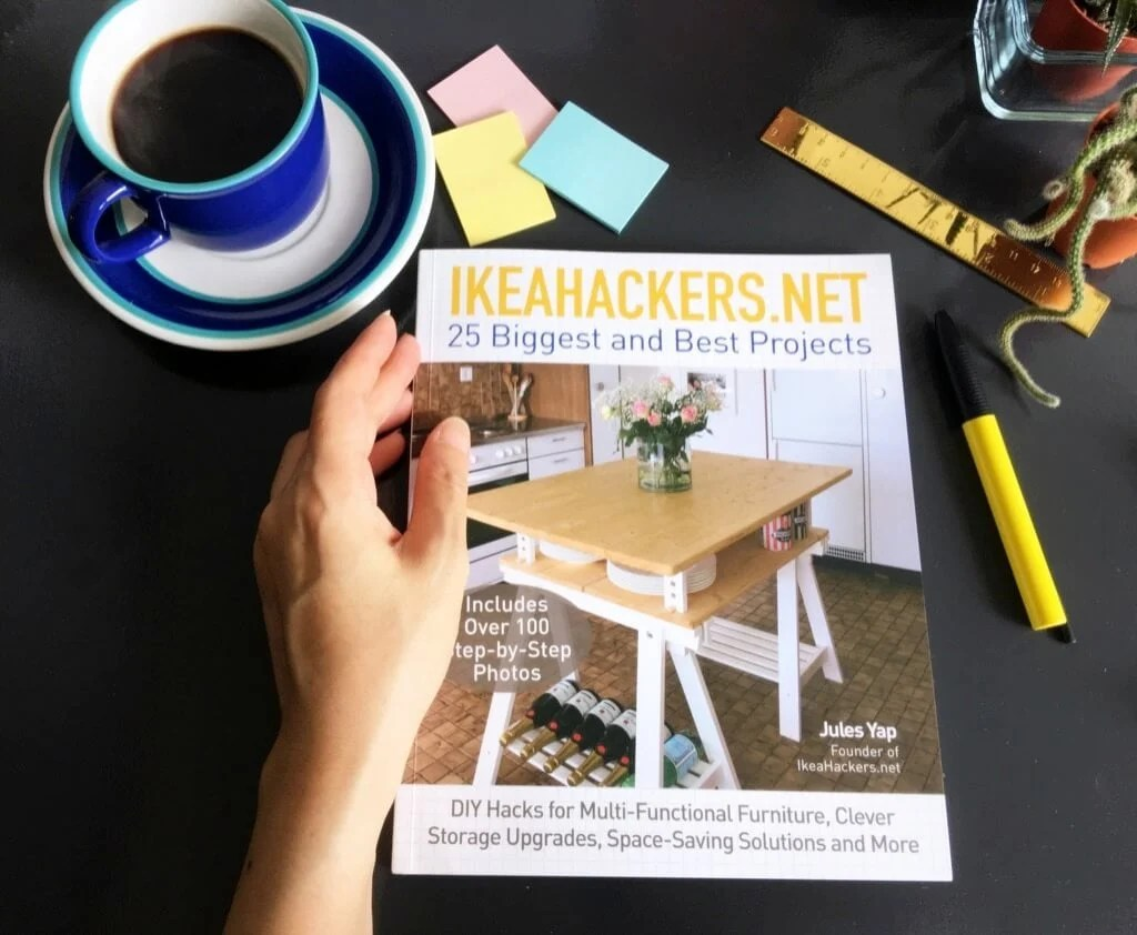 Libro Hacking The Ikeahackers Book Is Here Ikea Hackers