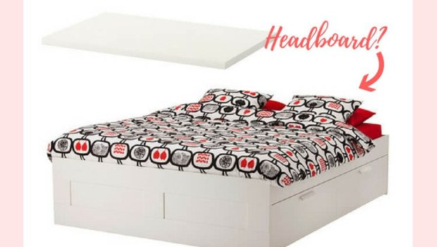 Ikea Lack Ideas Linnmon As Brimnes Bed Headboard? Hackers Help - Ikea Hackers
