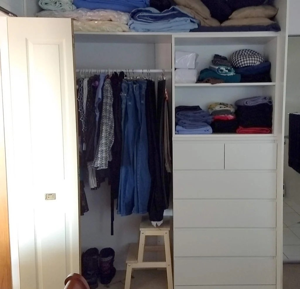 Aneboda Chest Of Drawers Add Drawers For Closets Aka Ikea Hack Your Built In Wardrobe
