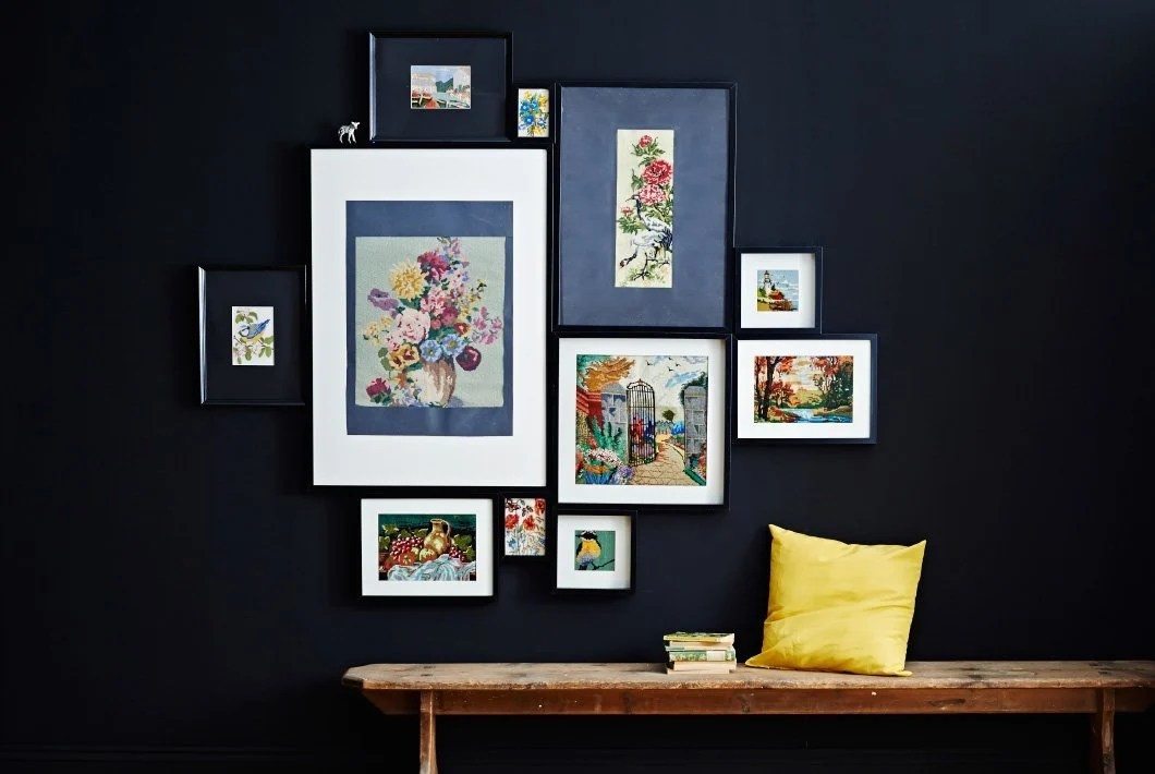 Ribba Frame Hanging Picture Frames Accurately On The Wall - Ikea Hackers