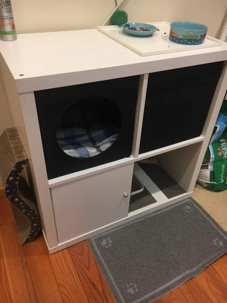Ikea Chat Weekend Project: Make A Cozy Corner For Your Cat - Ikea