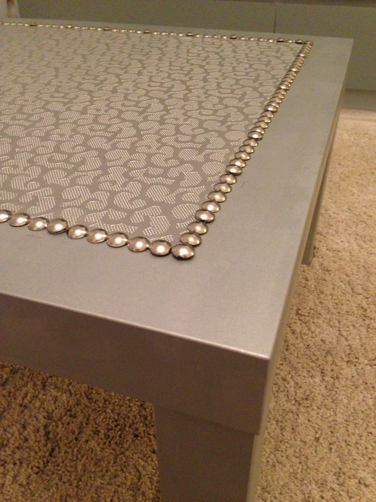 Customiser Table Lack Silver Coffee Lack Table Ikea Hackers