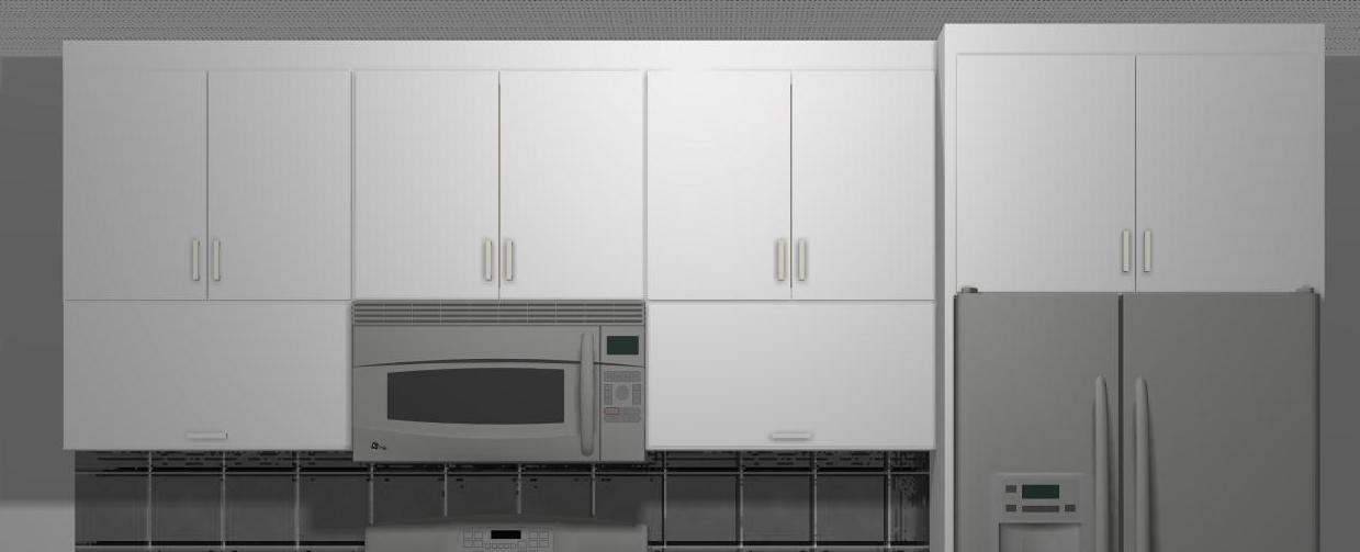 Spacing Between Kitchen Cabinets Using Different Wall Cabinet Heights In Your Ikea Kitchen